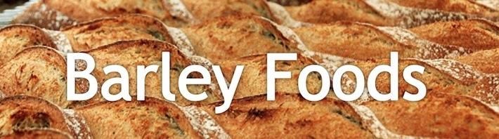 Barley Foods title